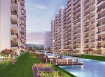Central Park Flower Valley Aqua Front Towers Sohna