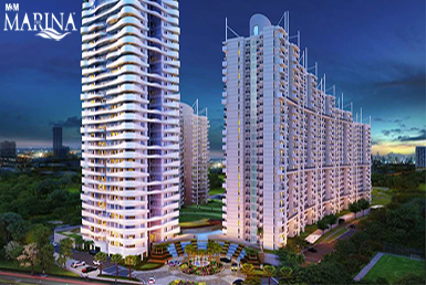 M3M The Marina gurgaon