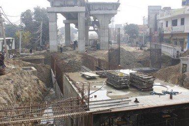 Chautala Inaugurates Bajghera Overbridge