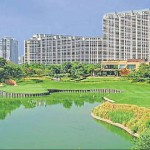 Why are golf course communities gaining popularity in India