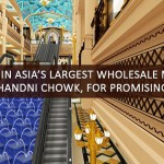 Invest in Asia's Largest Wholesale Market, Omaxe Chandni Chowk, for Promising Returns
