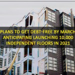 M3M plans to get debt-free by March 2022, anticipating launching 10,000 independent floors in 2021